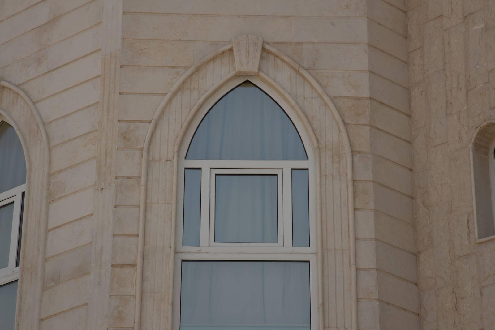 upvc نوافذ