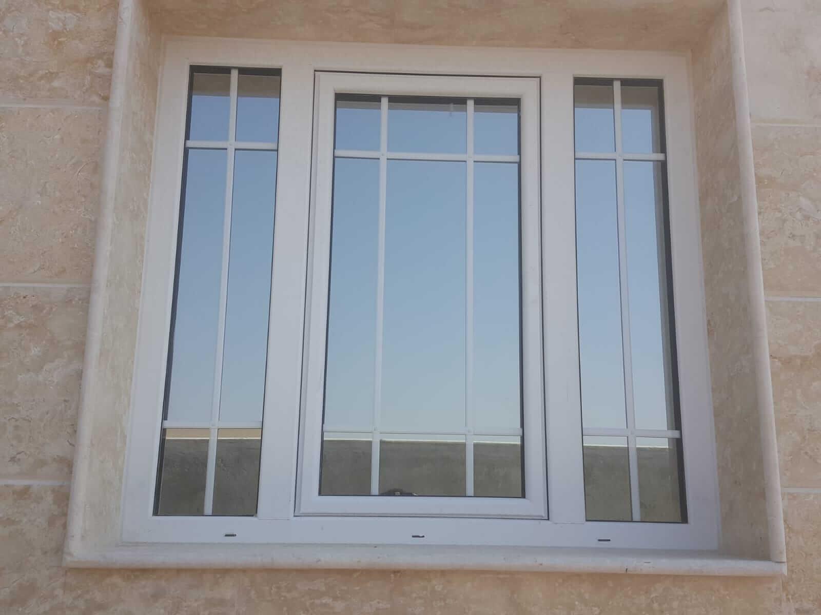 الشبابيك والنوافذ